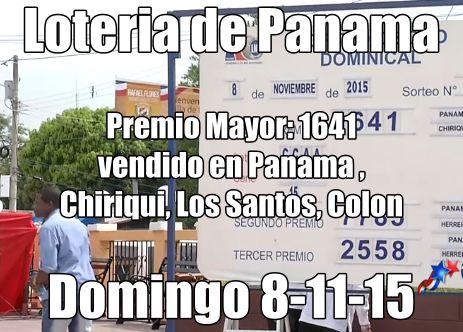 Ver detalles: http://wwwelcafedeoscar.blogspot.com/2015/11/loteria-de-panama-domingo.html