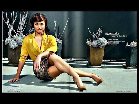 Agnezmo REGARD Magazine Photoshoot on Dec 2013