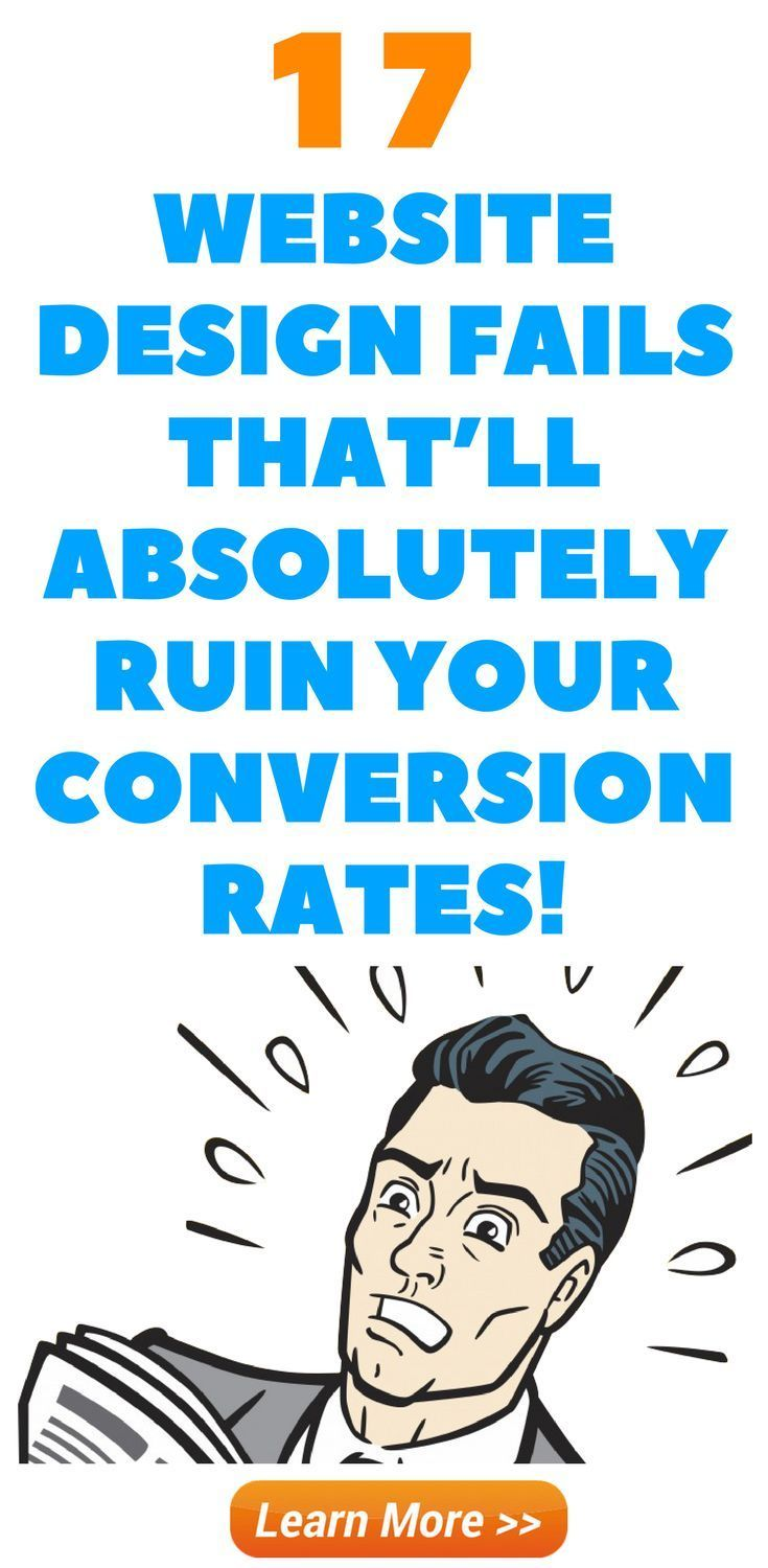 17 Website Design Mistakes That'll Absolutely Ruin Your Conversion Rates  There are some #web #design #mistakes that may or may not have impact on a website's success, but there are others that act as conversion killers.  They spell the death knell for #web #traffic and make sure your #website and its prospects go downhill unless something is done to get rid of these mistakes.  Many people think that #conversion #rate #optimisation is mostly depended on content.