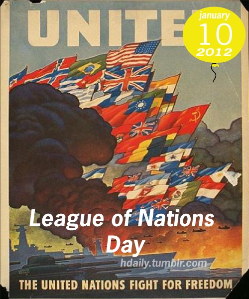 league of nations and the united On april 18, 1946, the league assembly adjourned after taking the necessary steps to terminate the existence of the league of nations and transfer its properties and assets to the united nations on august 1, this transfer took place at a simple ceremony in geneva.