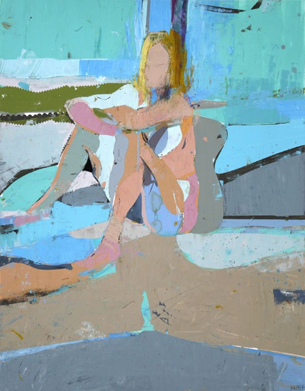 Figure Painting 19 | Mobile Artwork Viewer