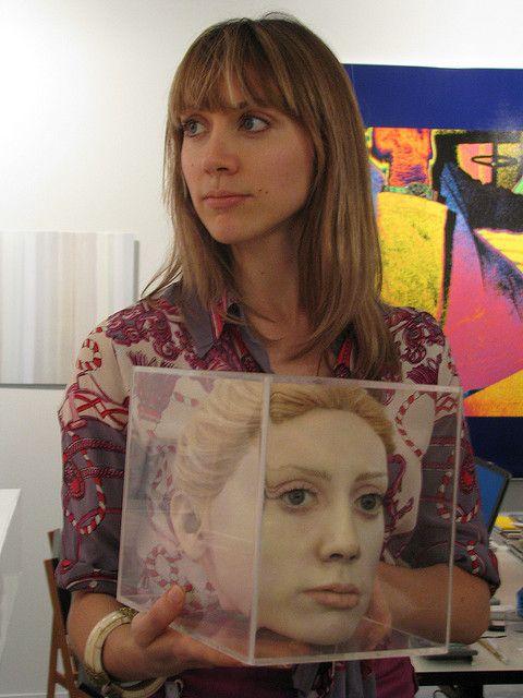 """Mônica Piloni """"Bailarina"""" Ybakatu - SP Arte 2008"""