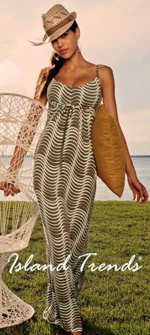 Maxi, travel ready with wrinkle resistant fabric by Tommy Bahama at Island Trends: http://www.islandtrends.com/tommy-bahama-womens-wiltern-waves-dress-17191