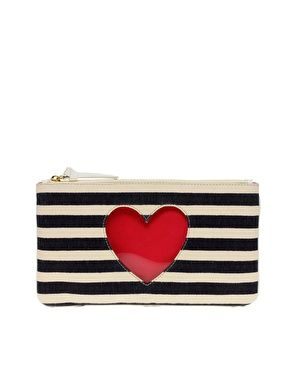Moschino Cheap & Chic Sailor Chic Pouch sold by asos.com