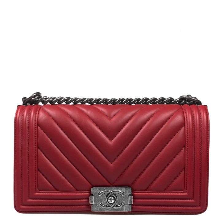 4e4cc24c3030 Boy leather crossbody bag | Products | Leather crossbody bag, Bags ...