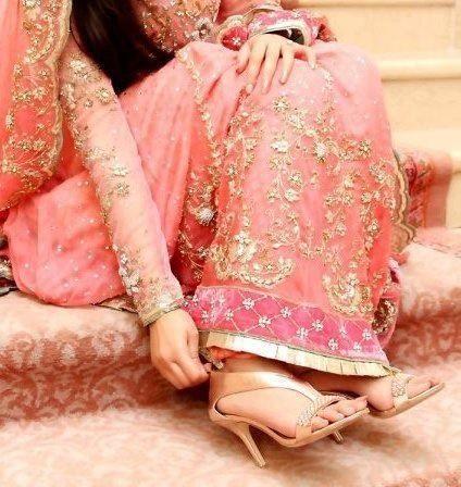 #pink bride, #bridalshoes