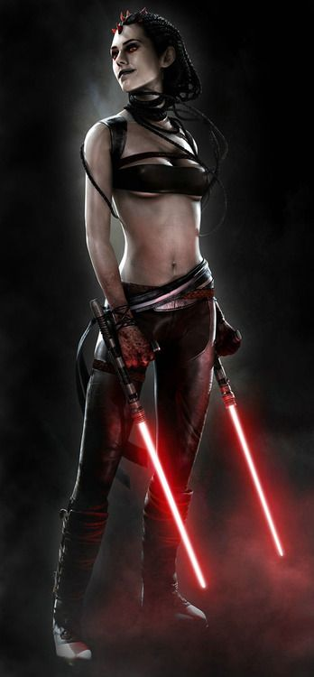 Maris Brood - Star Wars: The Force Unleashed
