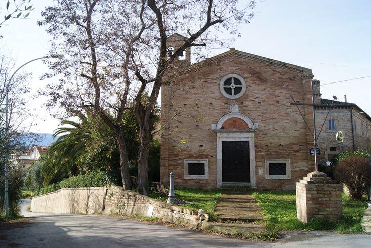 Chiesa della Madonna del Piano Santo #terredelpiceno