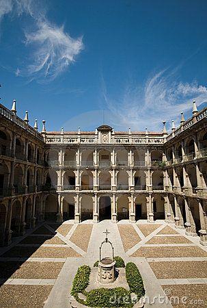 Universidad de Alcalá de Henares. Madrid, España.