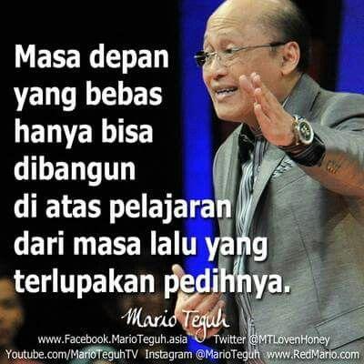Mario Teguh ☆