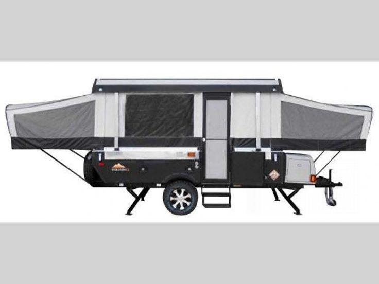 Somerset Evolution Folding Pop-Up Camper | RV Sales | 7 Floorplans