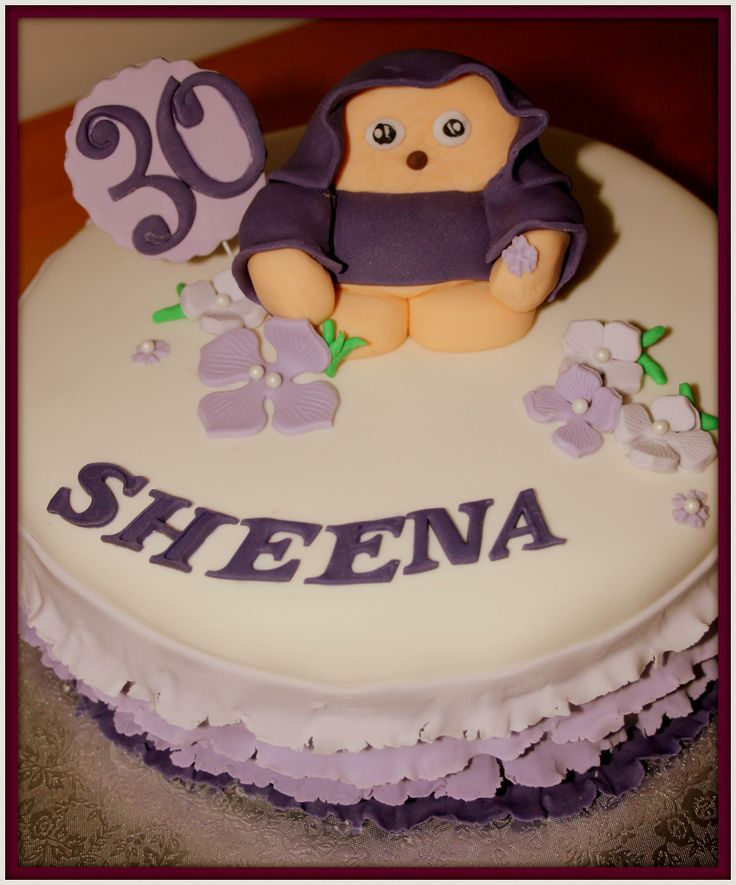 <3 <3 <3 <3 Made By Decadent Cakes & Cupcakes