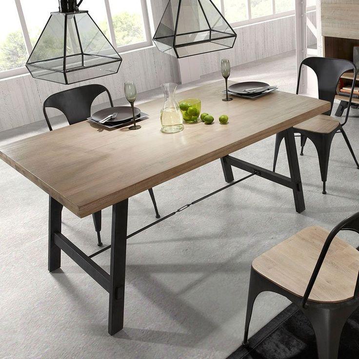 Afbeelding van http://www.onlinedesignmeubel.nl/image/cache/Eettafel-hout-en-metaal-Vita-210-5-800x800.jpg.