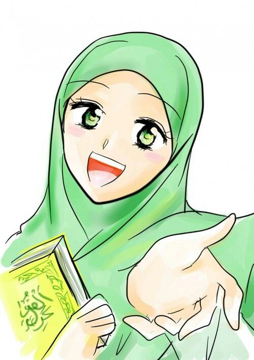 #Hijab #muhajabbah #muslimah #anime #manga #cartoon #islam #veil #islamic #woman #lady #girl #hijabbers #muslim  #deviantART  #drawings #drawing  #muslimah