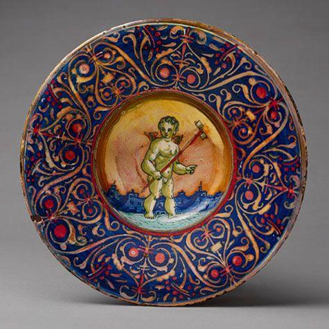 best maiolica images italian renaissance urbino majolica dish circa 1545 italian palt giorgio andreoli 475x475