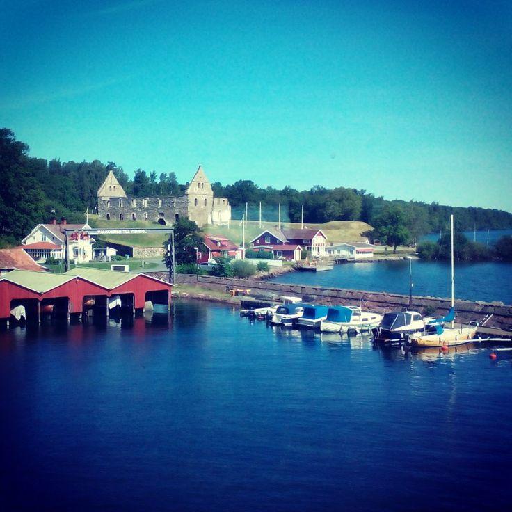 Visingsö, Sweden ⛵⚓