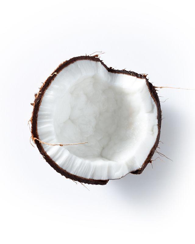 Banana & Fresh Coconut Quinoa Bircher | Lush Loves