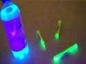 How to Make Glowing Water http://video.about.com/chemistry/How-to-Make-Glowing-Water.htm
