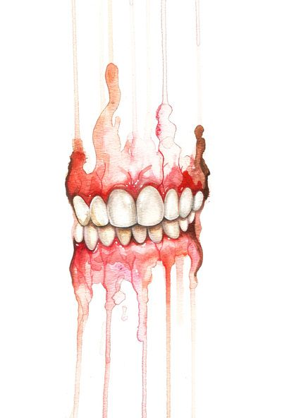 Teeth Art Print Follow Phan Dental Today! https://www.facebook.com/phandentalyeg https://twitter.com/PhanDental
