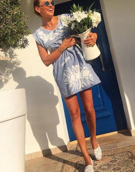 Ramona Filip: Αποκαλύπτει την ηλικία της!   I LOVE STYLE