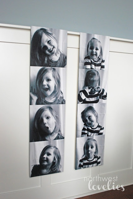northwest lovelies: Big Photo Strips