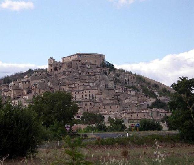 Navelli in Aquila, Abruzzo
