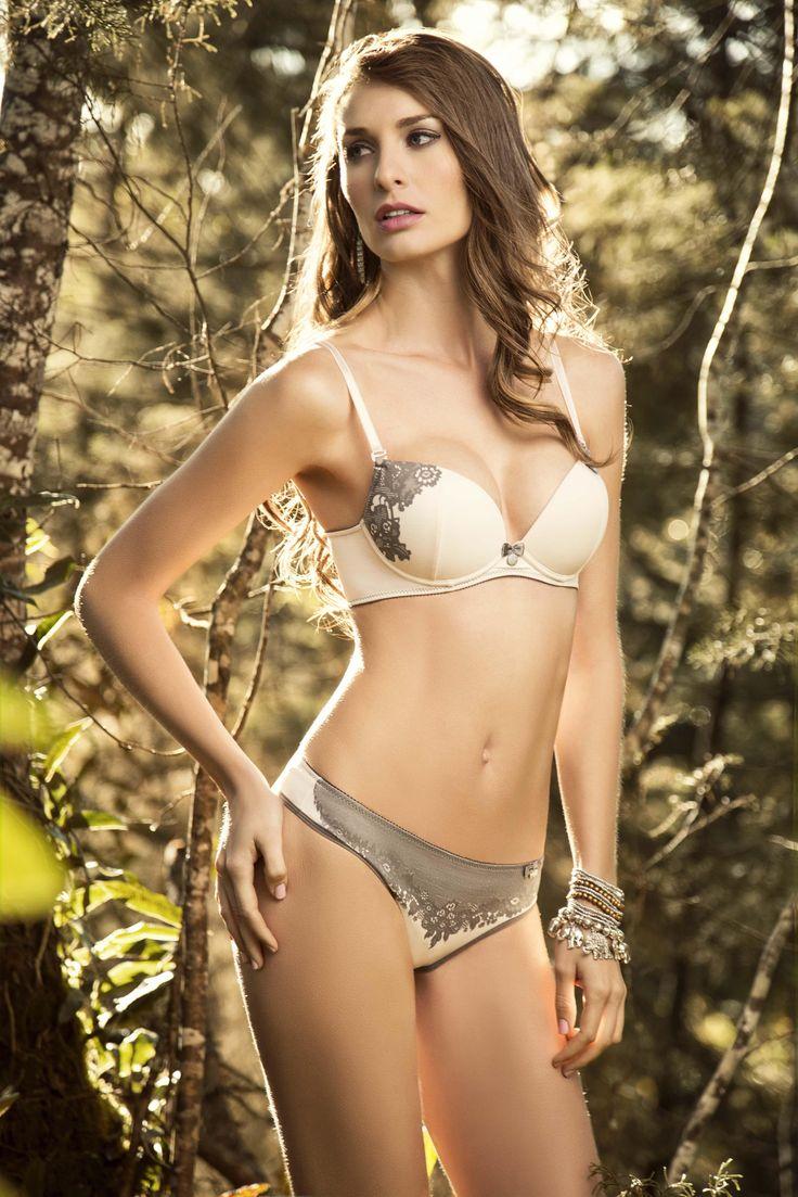 Brasilera Moda Moda nylon/elástano