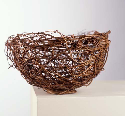 Lizzie Farey, Scottish Basketmaker