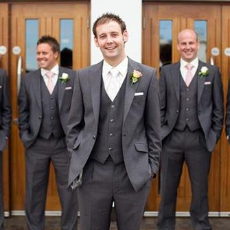Groom's Suits - do you know your Morning Suit from your Lounge Suit? We've a rundown of the most popular styles on the market for grooms.