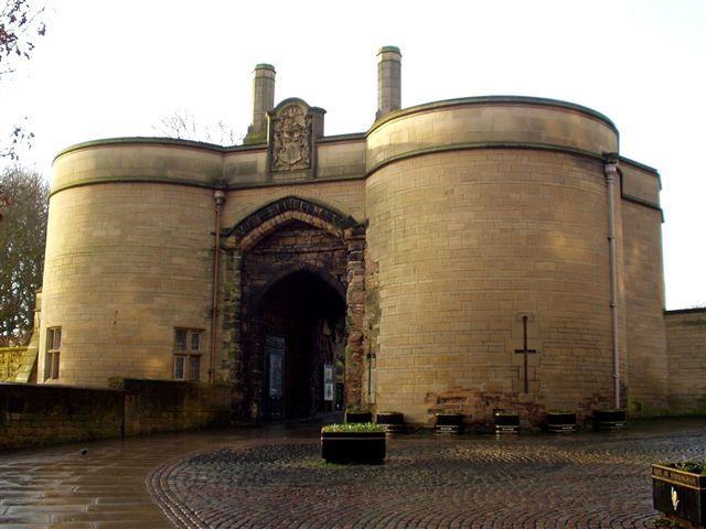 Nottingham Castle, UK
