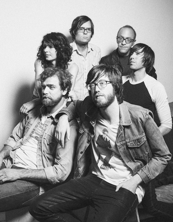 Okkervil River Announce New Album The Silver Gymnasium, Tour