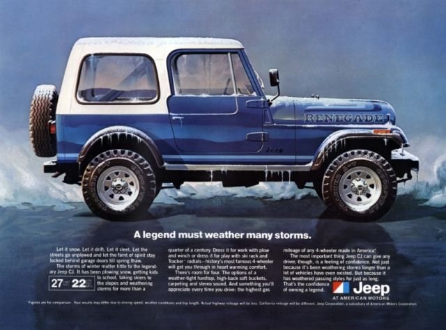 WANTED: Jeep CJ7 (AMC) | autos et camions | Ottawa | Kijiji