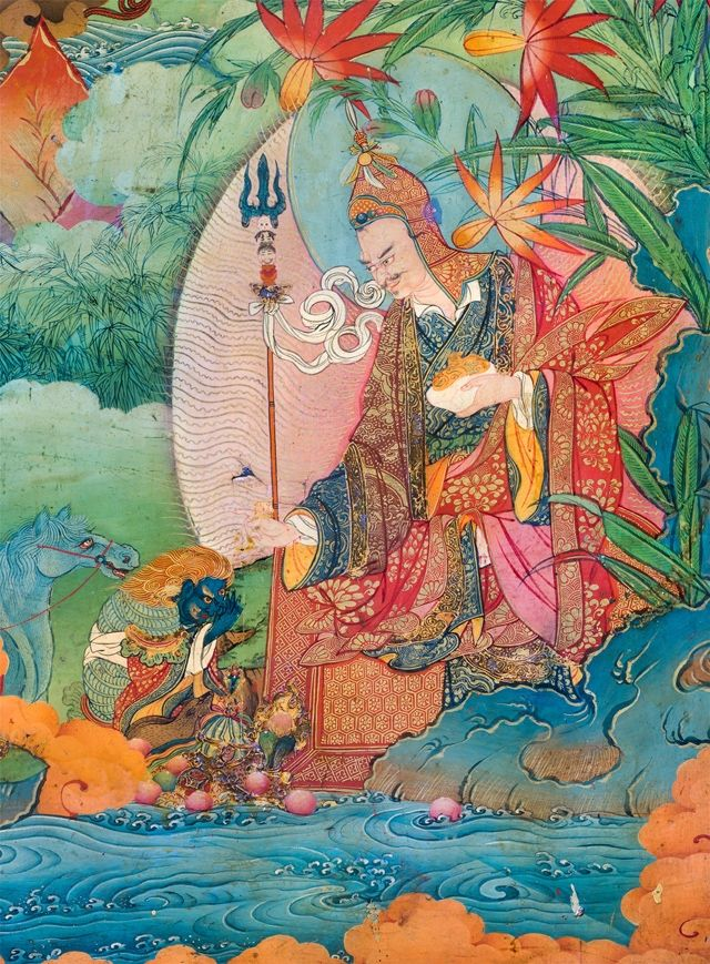 The 99 best tibet images on pinterest tibetan buddhism buddhism once secret murals reveal tibets ancient traditions fandeluxe Images