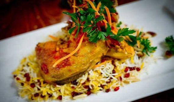 Persian Restaurant, 66 Victoria Road, Woodstock, Cape Town