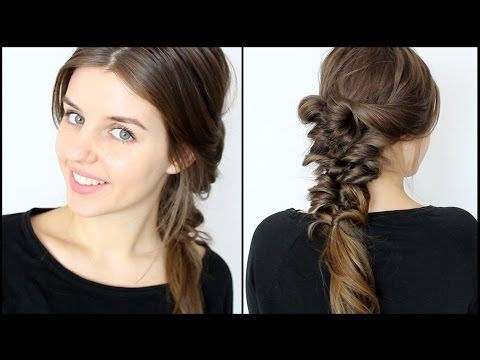 Boho TRENDfrisur - Pinterest, Instagram | Frisuren Freitag | Lovethecosmetics - YouTube
