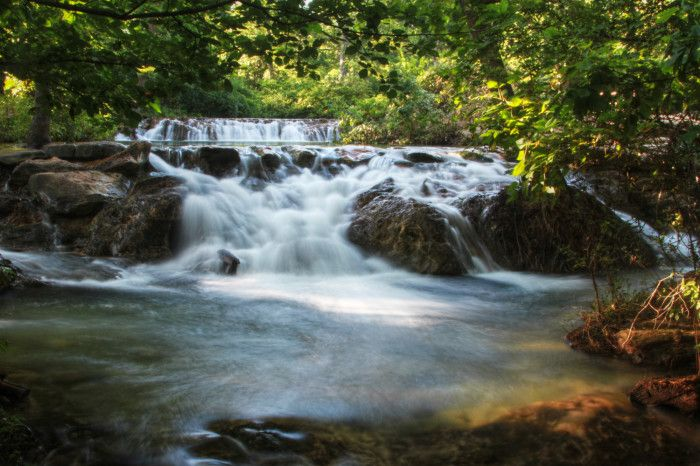 3. Chickasaw National Recreation Area: Sulphur