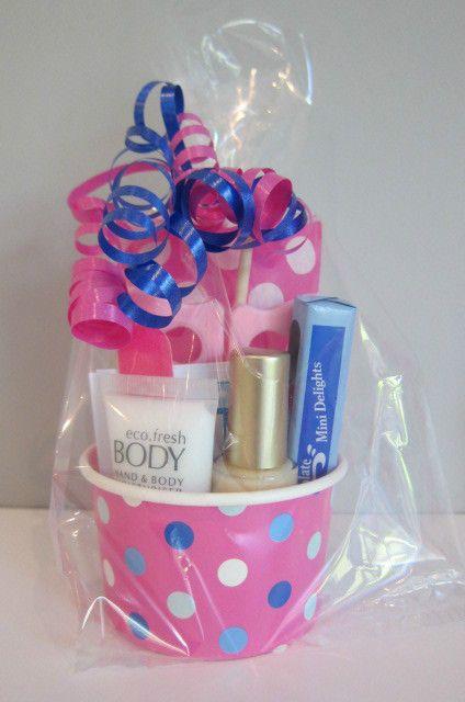 Pink/Blue 10 item Pamper/sleepover/spa/pyjama/slumber Girls/teen/tween Party Bag in Home, Furniture & DIY, Celebrations & Occasions, Party Supplies | eBay