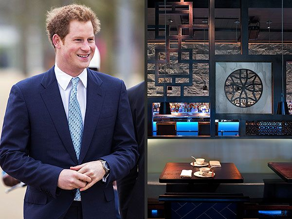 Newly Single Prince Harry Parties in Miami Beach
