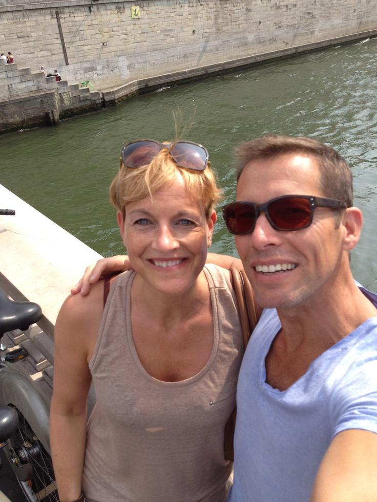 Parijs zomer 2012