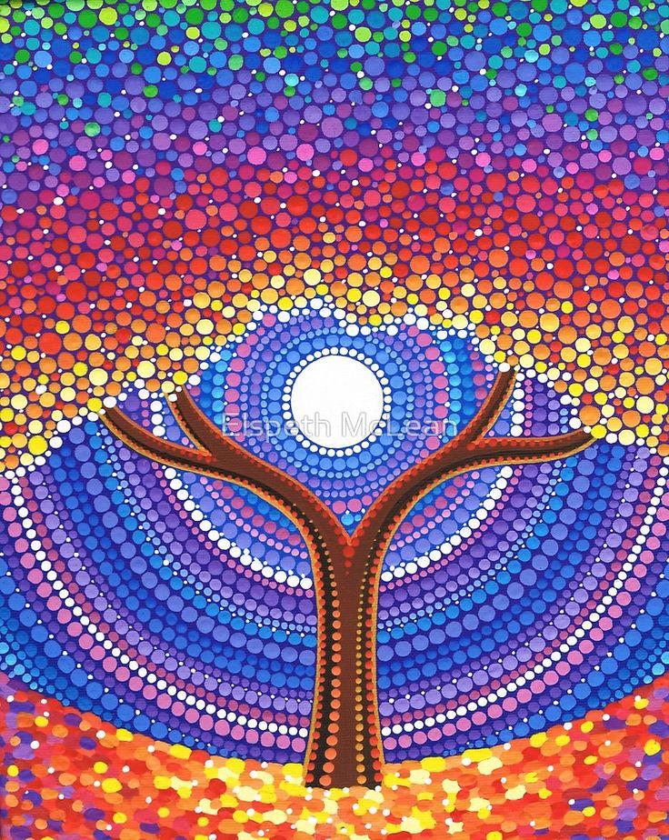 «Secret Life of Trees» de Elspeth McLean