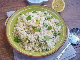 Lemon and Parsley Couscous Recipe