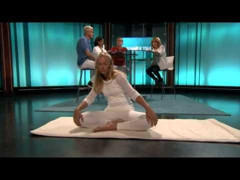 Doktorerna: Medicinsk yoga som botemedel mot ryggont