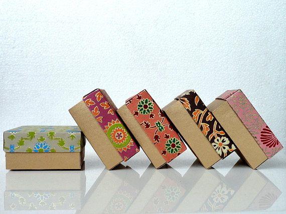 Mariage faveur boîte boîte d'emballage boîte de par indianbazzaar, $8.50