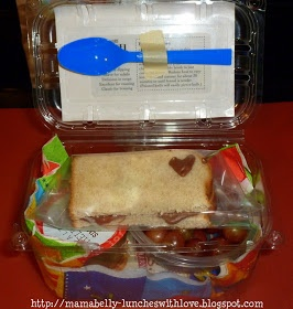 Mamabelly's Lunches With Love: Field Day Round Up #disposable #lunch