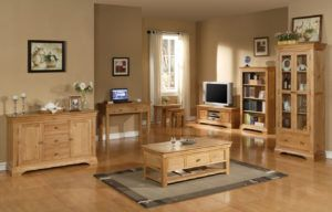 Oak Living Room Furniture Packages