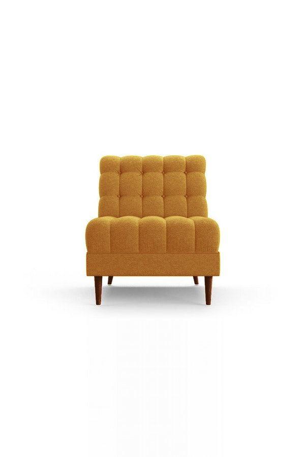 Fitzgerald Armless Chair
