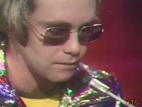 Elton John - Tiny Dancer (1971).  Didn't marry the music man, though.  Looking on, she sings the songs.