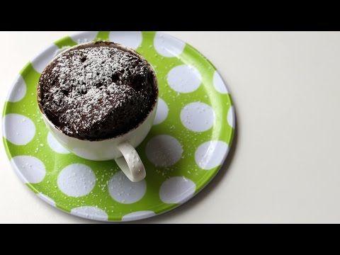 Cake In A Mug Recipe - Easy recipes