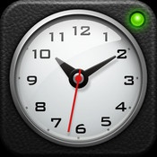 Alarm Clock Premium  By iHandy Inc.    Alarm Clock Premium turns your iPad into a multi-functional dock system, integrating bedside alarm clock, sleep timer, digital picture frame, music player and weather station into a single, streamlined app.
