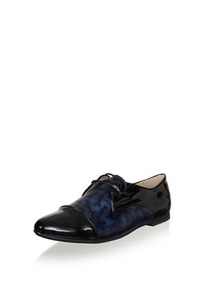 63% OFF Venettini Kid's Jima Dress Shoe (Navy Branch/Black)